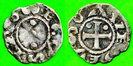 [DO] SUSA - Amedeo III (1103-48)  DENARO SECUSINO (Argento / Argent) - Monnaies Féodales