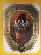 4901 - Dôle Vilanelle Chamoson Valais Suisse - Etiquettes