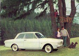 Ford Taunus 12M  -  Original Factory Issue Advertising Card  -  CP - Turismo