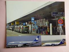 AIRPORT / FLUGHAFEN / AEROPORT       CHARLEROI BRUSSELS SOUTH - Aerodrome