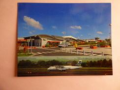 AIRPORT / FLUGHAFEN / AEROPORT      PIERREFONDS INTERNATIONAL AIRPORT LA REUNION - Aérodromes