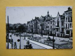 OOSTENDE. L'Avenue Léopold. - Oostende