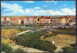Belgium Oostende < Bredene Panorama > Mailed 144x100mm Rare! - Bredene