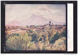 ARM1-13 VIEW ON ARARAT - Armenia