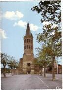 ST-SULPICE- SUR- LEZE - L'Eglise Construite Par Les Chevaliers De Malte Au XIV Siècle - France