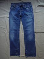 Occasion - Pantalon Jeans Femme Le Temps Des Cerises - Other