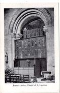Romsey Abbey - Chapel Of S. Laurence - England