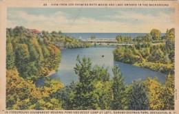 New York Rochester Durand Eastman Park 1938
