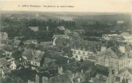 56 - AURAY - Vue Générale, Au Fond Le Viaduc - Auray