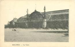 MALINES - La Gare - Mechelen