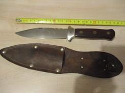 Couteau Les 2 Diables Thiers - Armes Blanches