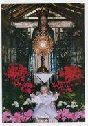 CHRISTIANITY - AK301520 Erscheinungsstätte Heroldsbach - Der Allerheiligste Mit Rosenkönigin - Lieux Saints