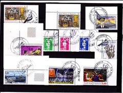 """SPM  1996 N° 624 à 631 + 636 à638 Neuf ** Mais Avec Cachet """"Philatélie PERIGUEUX""""  - Voir DESCRIPTIF- - Used Stamps"""