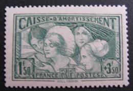 LOT BP/149 - 1931 - CAISSE D'AMORTISSEMENT - N°269 NEUF** - Cote : 350,00 € - France