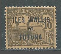 Wallis Et Futuna Timbres-taxe YT N°2 Neuf/charnière * - Timbres-taxe