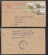 S.Africa, Registered Domestic Letter, 48c, ALBERT ROAD SALT RIVER27 XII 82 > Cape Town - Covers & Documents
