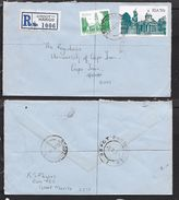 S.Africa, Registered Domestic Letter, 56c, GROOT MARICO30 IV 84 > DEPOT RONDEBOSCH 3 V 84 - Covers & Documents
