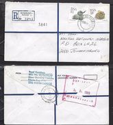 S.Africa, Registered Domestic Letter, R1.18, BOSBOKRAND 2  18 IV 89 >Johannesburg - Covers & Documents