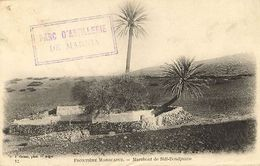 CPA Maroc Geiser Marabout De Sidi-Boudjnane (69195) - Morocco