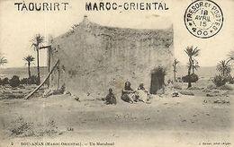 CPA Maroc Geiser Bou-Anan Un Marabout (69234) - Morocco