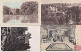 CHASTELLUX YONNE (DEP.89) 200 Cartes Postales 1900-1940 - Cartes Postales
