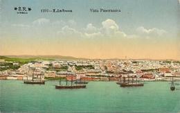 Lisboa (Lisbonne) - Vista Panoramica - Carte S.R. Non Circulée - Lisboa