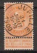Nr. 65 Met MOOIE Afstempeling JUPILLE Dd. 31/7/1900 En In Goede Staat ! Inzet Aan 7,5 € ! - 1893-1900 Fine Barbe