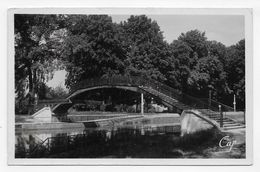 CHALONS SUR MARNE - N° 160 - LA PASSERELLE - FORMAT CPA VOYAGEE - Châlons-sur-Marne
