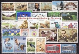 3450 - Lot Timbres Europa-cept Neufs** - Timbres