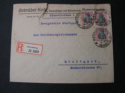 DR Cv. Germania 1920 MeF Herrenberg - Allemagne