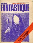 Miroir Du Fantastique 1 Interview Serge Gainsbourg - Fanzines