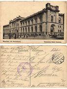 CPA WARSZAWA Bank Panstwa. POLAND WARSAW (370030) - Polonia