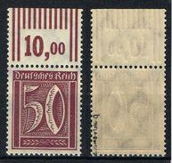 DR 183 B W OR 2-9-2 Postfrisch, Geprüft INFLA Berlin - Deutschland