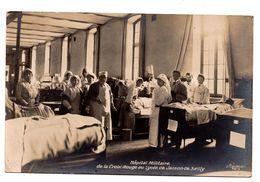 Hopital Militaire  Lycée Janson  De Sailly  Paris 1914-1918 - War 1914-18
