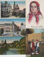 UKRAINE RUSSIE RUSSIA 45 Cartes Postales 1900-1940. - Ucrania