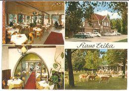 Wachtendonk - Café Restaurant Haus Erika - Gelaufen 1977 - Duitsland