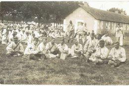 CPA N°7691 - CARTE PHOTO - CORVEE DE PATATE DU 135e REGIMENT - MILITARIA 1912 - Angers