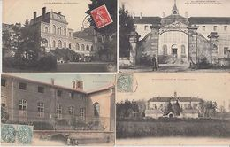 HOSPITALS HOPITAUX HOSPICE FRANCE 350 CPA (mostly Pre-1940) - Unclassified