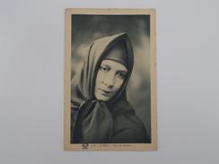 Carte Postale - CORSE (20) - Type De Femme (1705) - Personnages