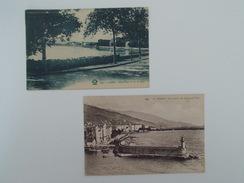 Carte Postale - CORSE (20) - Lot De 2 : Ajaccio & Bastia (1706) - Bastia