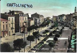 Abruzzo-chieti-orsogna Viale Raffaele Paolucci Veduta Panoramica - Italia