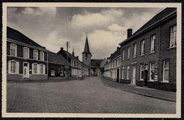 """Carte Photo """" ESCANAFFLES ( Celles ) """" Place - Citroen Traction - België"""