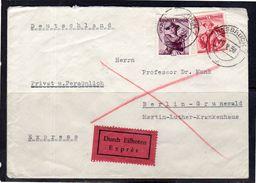 Express 1950 Innsbrück > Prof. Munk Berlin (252) - 1945-.... 2a Repubblica