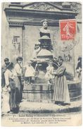 Cpa Saint Rémy De Provence - Fontaine Nostradamus ...  (S. 2358) - Saint-Remy-de-Provence