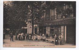 LAMALOU LES BAINS (34) - GRAND BAZAR J. LAUZE - Lamalou Les Bains