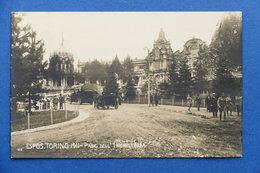 Cartolina Esposizione Torino 1911 - Padiglione Dell'Inghilterra - Italia