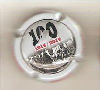 CAPSULE DE MUSELET CHAMPAGNE GENERIQUE 100 ANS GRANDE GUERRE 1914 ARMISTICE  CENTENAIRE - Champagne