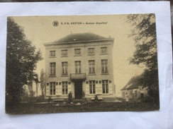 HEFFEN BIJ MECHELEN  1931    6. P.R. HEFFEN - KASTEEL KAPELHOF - Malines