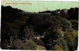 Canada PC Ontario - Rosedale Ravine, Toronto (a554) - Postcards
