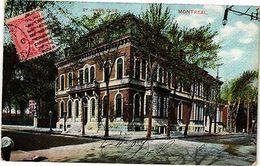 PC CANADA Montreal P. Q. St. James Club (a348) - Postcards